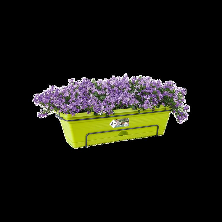 30 cm Elho Green Basics Trough Allin1 Planter Living Black